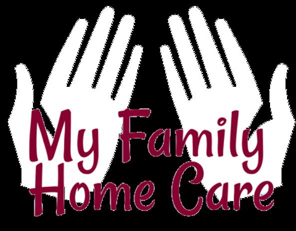 logo My Family Home Care